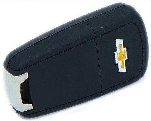 Carcaça Chave Canivete Para Camaro 5 Botões Ss V8