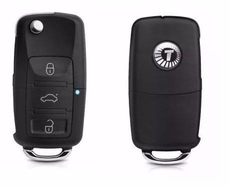 Chave Canivete Controle Alarme Taramps Tr3c Universal