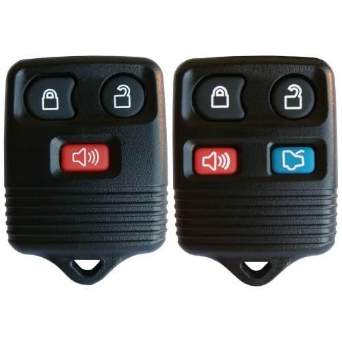 Chave Canivete Telecomando Ford Ecosport Fiesta