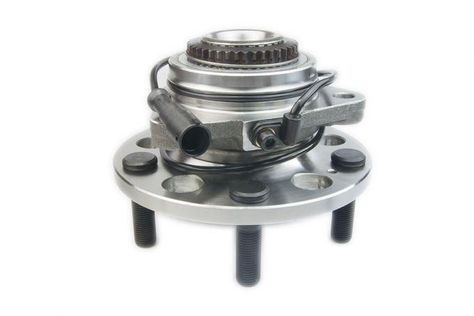 Cubo Roda Dianteira SSANGYONG Kyron 4x4 / 4x2 2.0 Diesel, 2.3 Gasolina, Rexton 2.7 Diesel, Actyon 4X4 Todos c / ABS.