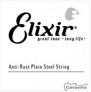 Corda avulsa Elixir Nanoweb - Plana, Anti-Rust