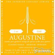 Encordoamento Augustine Classic Gold para violão (Nylon) ...