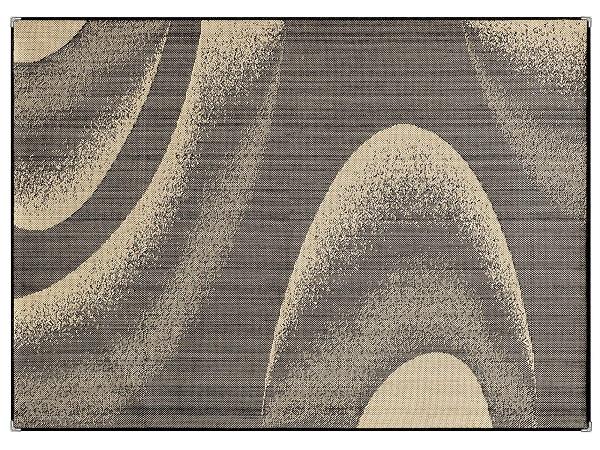 Tapete De Sala 150x100 Sisal Sislle S307 | Lancer