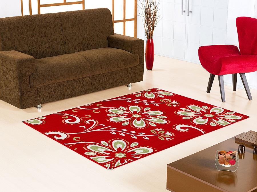 Tapete de sala estampado 150x200 persa andino a26 lancer for Tapetes para sala de estar 150x200