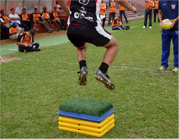 STEP AERÓBICO COM GRAMA P  - Actualsports  Equipamentos Esportivos