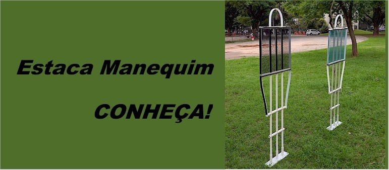 ESTACA MANEQUIM - BEACON MANNEQUIN