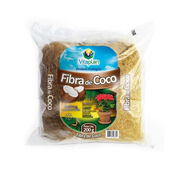 FIBRA DE COCO 200 GR