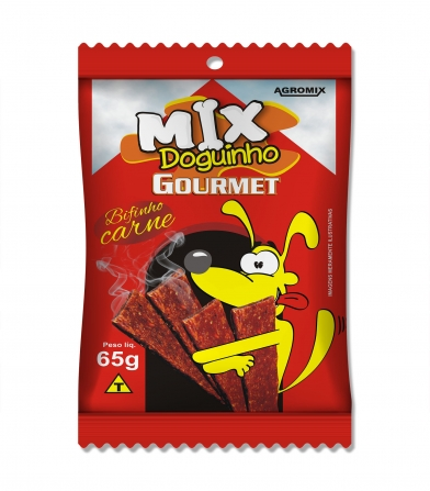 MIX DOGUINHO GOURMET CARNE 65G