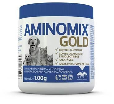 AMINOMIX GOLD 100G VETNIL