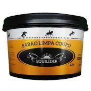 SABÃO LIMPA COURO EQUILÍDER 500 GR