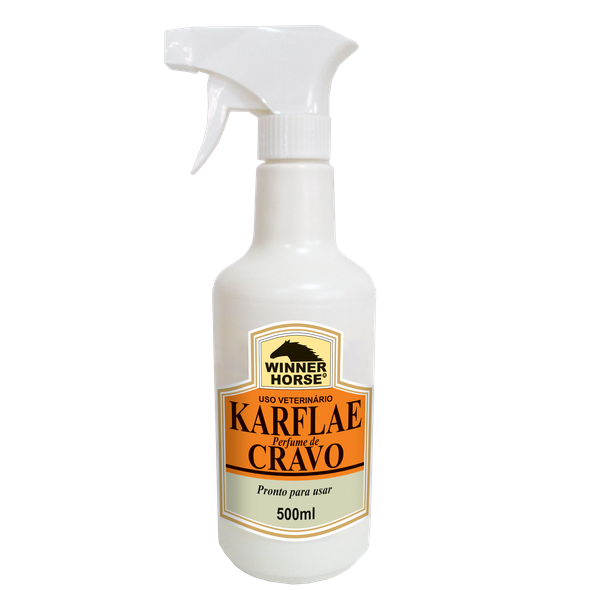 KARFLAE CRAVO SPRAY 500ml C/APLICADOR WINNER HORSE