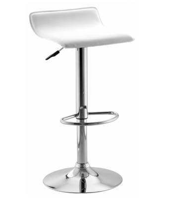 Banqueta Belo Horizonte Branca - Moln Design Furniture