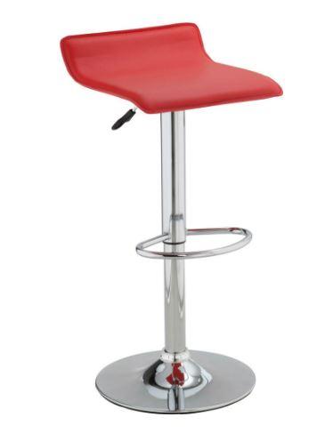 Banqueta Belo Horizonte Vermelha - Moln Design Furniture