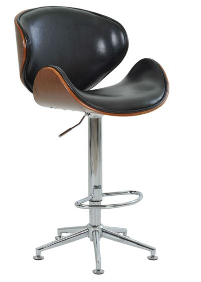 Banqueta Ilhéus Preta - Moln Design Furniture