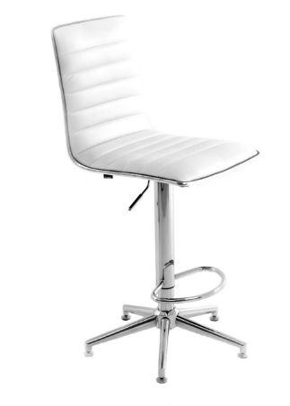 Banqueta Niteroi Branca - Moln Design Furniture