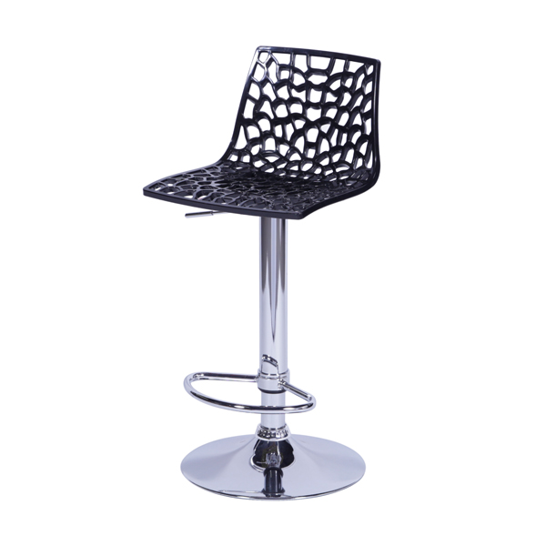 Banqueta Spider Preta - Moln Design Furniture