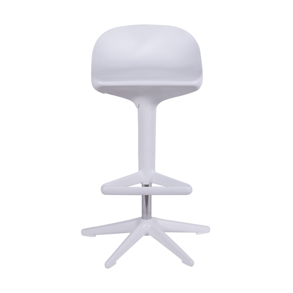 Banqueta Spoon Kartell Branca - Moln Design Furniture