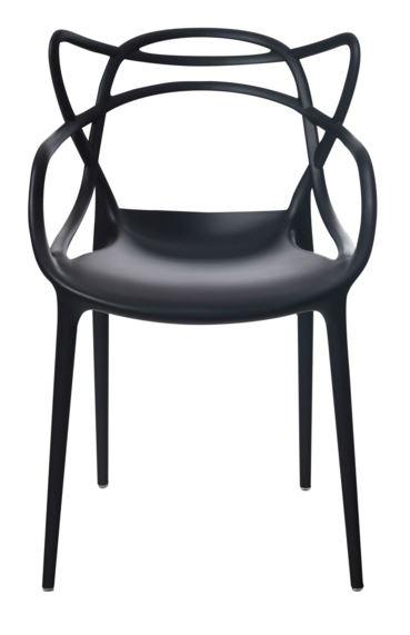 Cadeira Allegra Preta - Moln Design Furniture