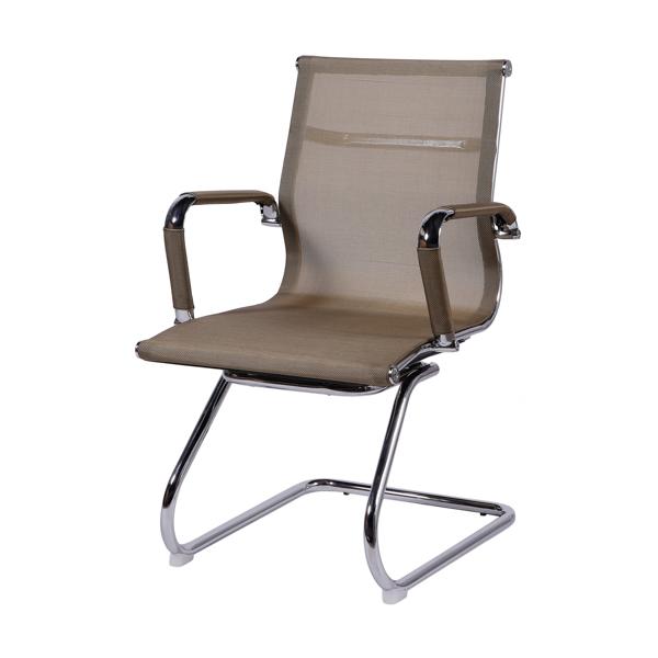 Cadeira Escritório Charles Eames Office Telinha Encosto Baixo Fixa Cobre - Moln Design Furniture