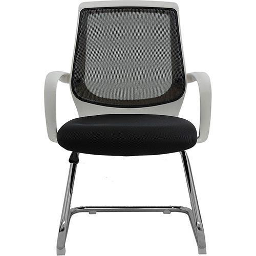 Cadeira Escritorio Fixa Cadis Preta - Moln Design Furniture