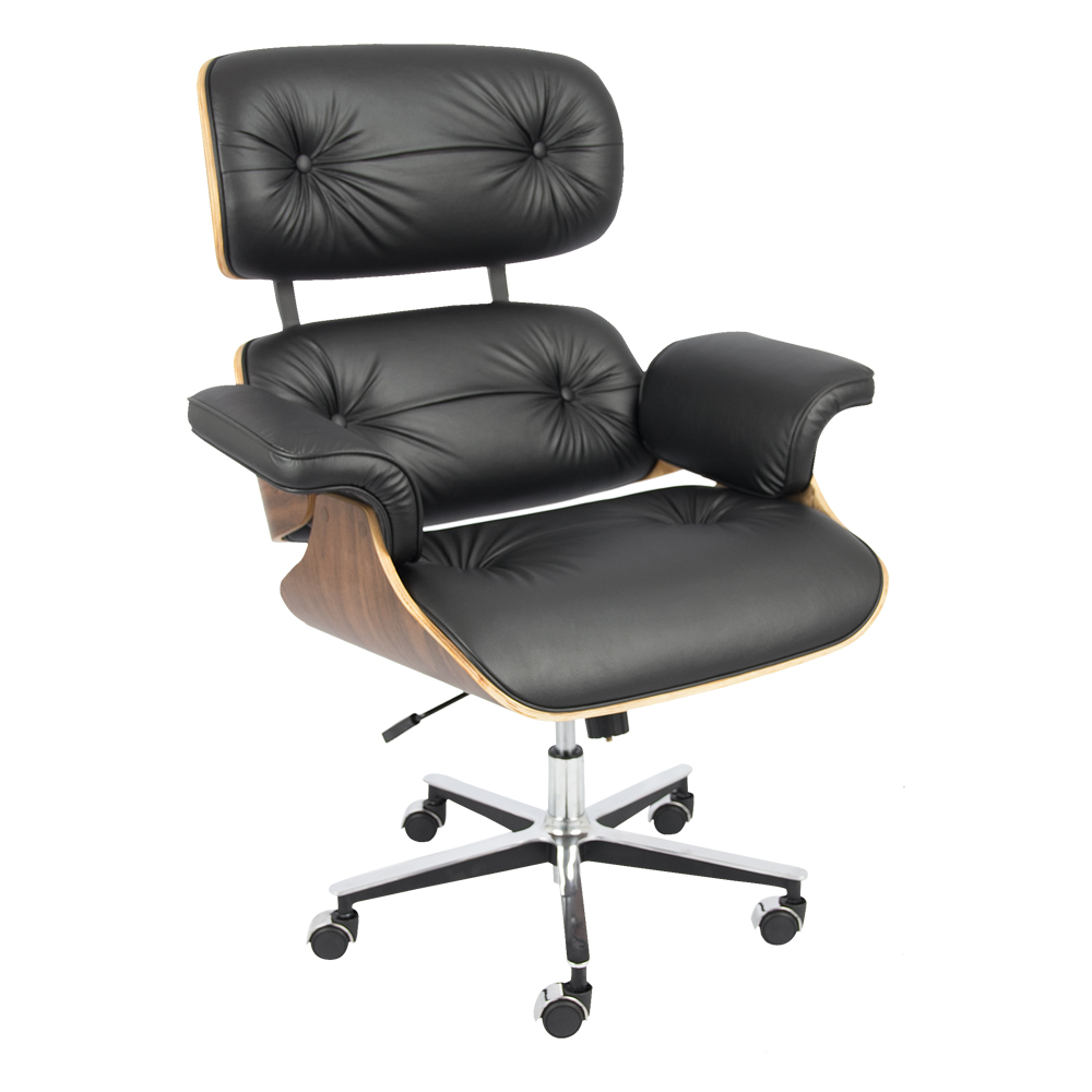Cadeira Executiva Charles Eames Office - Moln Design Furniture