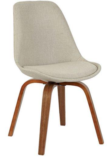 Cadeira Lis Bege - Moln Design Furniture