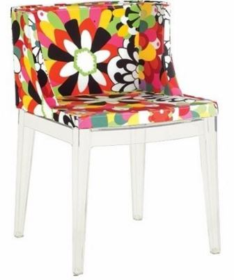 Cadeira Mademoiselle Christie Philippe Starck Camélia - Moln Design Furniture