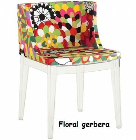 Cadeira Mademoiselle Christie Philippe Starck Gerbera - Moln Design Furniture
