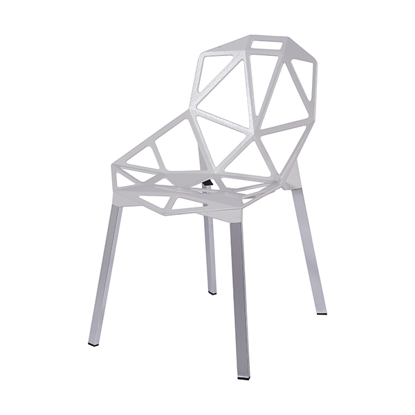 Cadeira Penélope One Branca - Moln Design Furniture