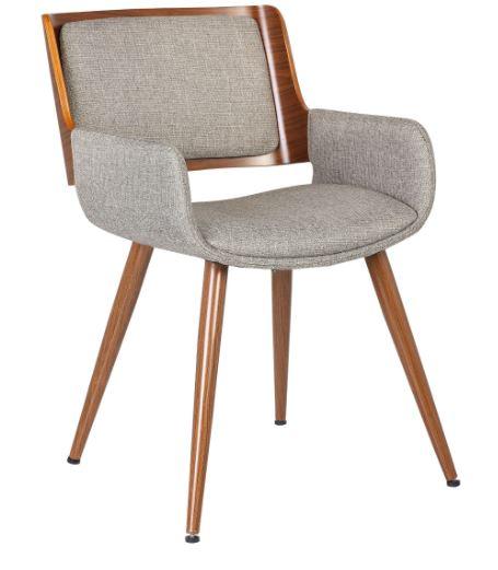 Cadeira Sonia Linho Bege - Moln Design Furniture