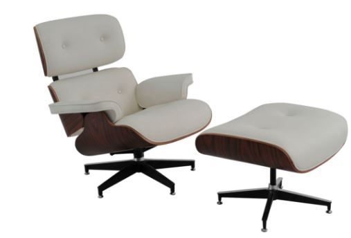 Poltrona Charles Eames Branca - Moln Design Furniture - Ergochair ...