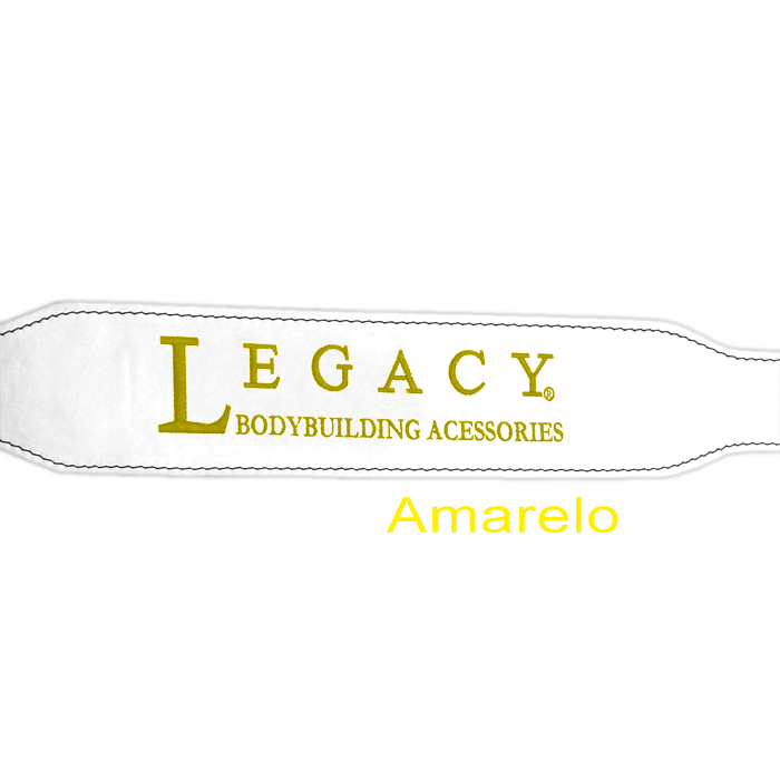 Cinto para musculação Legacy Golden