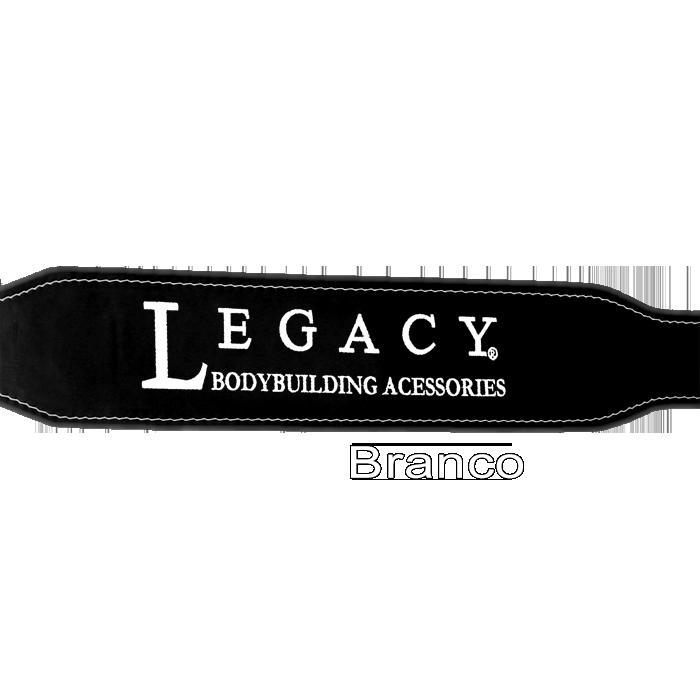 Cinto para musculação Legacy Silver