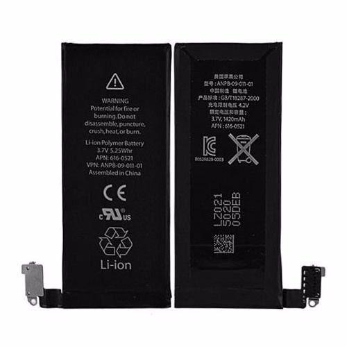 Bateria Original Apple Iphone 4 / 4s 1420 Mah