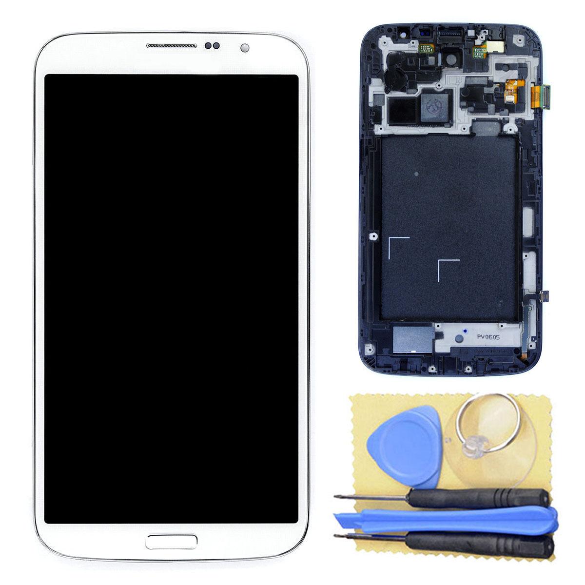 Tela Display Lcd Touch Screen Samsung Galaxy Mega 6.3 Origin