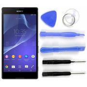 Tela Display Lcd Touch Sony Xperia T2 Ultra Dual D5322 C/aro