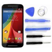 Tela Touch Display Lcd Moto G 2 Geração G2 Xt1068 Xt1069 Dtv