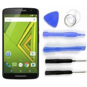 Tela Touch Display Motorola Moto X Play Colors X3 Xt1563 Original