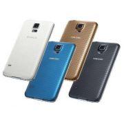 Tampa Traseira Samsung Galaxy S5 G900H i9600 Original