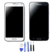 Tela Display Lcd Touch Screen Para Galaxy S5 I9600 Original