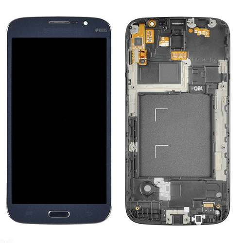 Tela Display Lcd Touch Screen Samsung Galaxy Mega 5.8 Origin