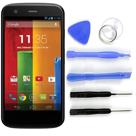 Tela Touch Display Lcd Motorola Moto G Xt1032 Xt1033