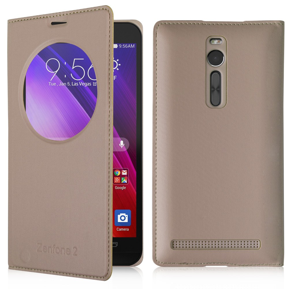 Capa Case View Flip Cover Similar Asus Zenfone 2 ZE551ML