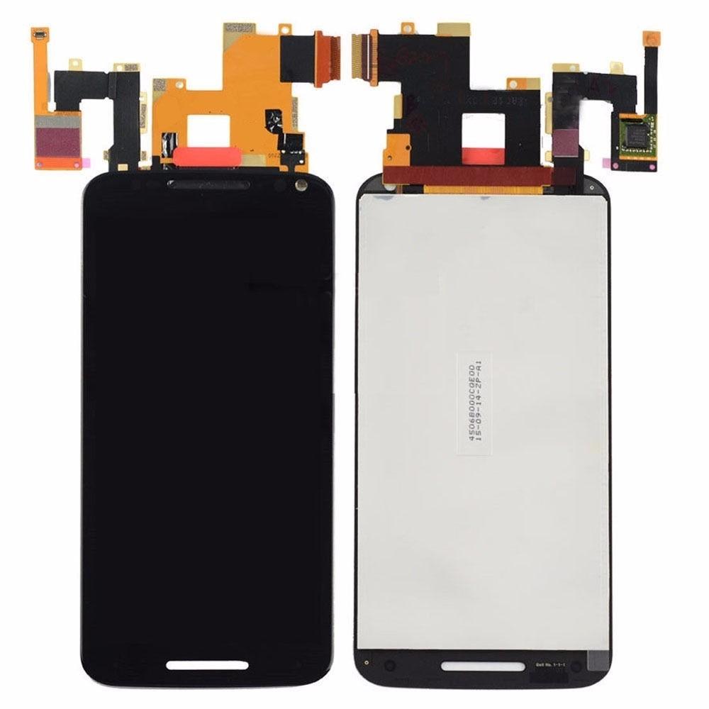 Display Lcd Tela Touch Moto X3 Style Preto Xt1575 Xt1570