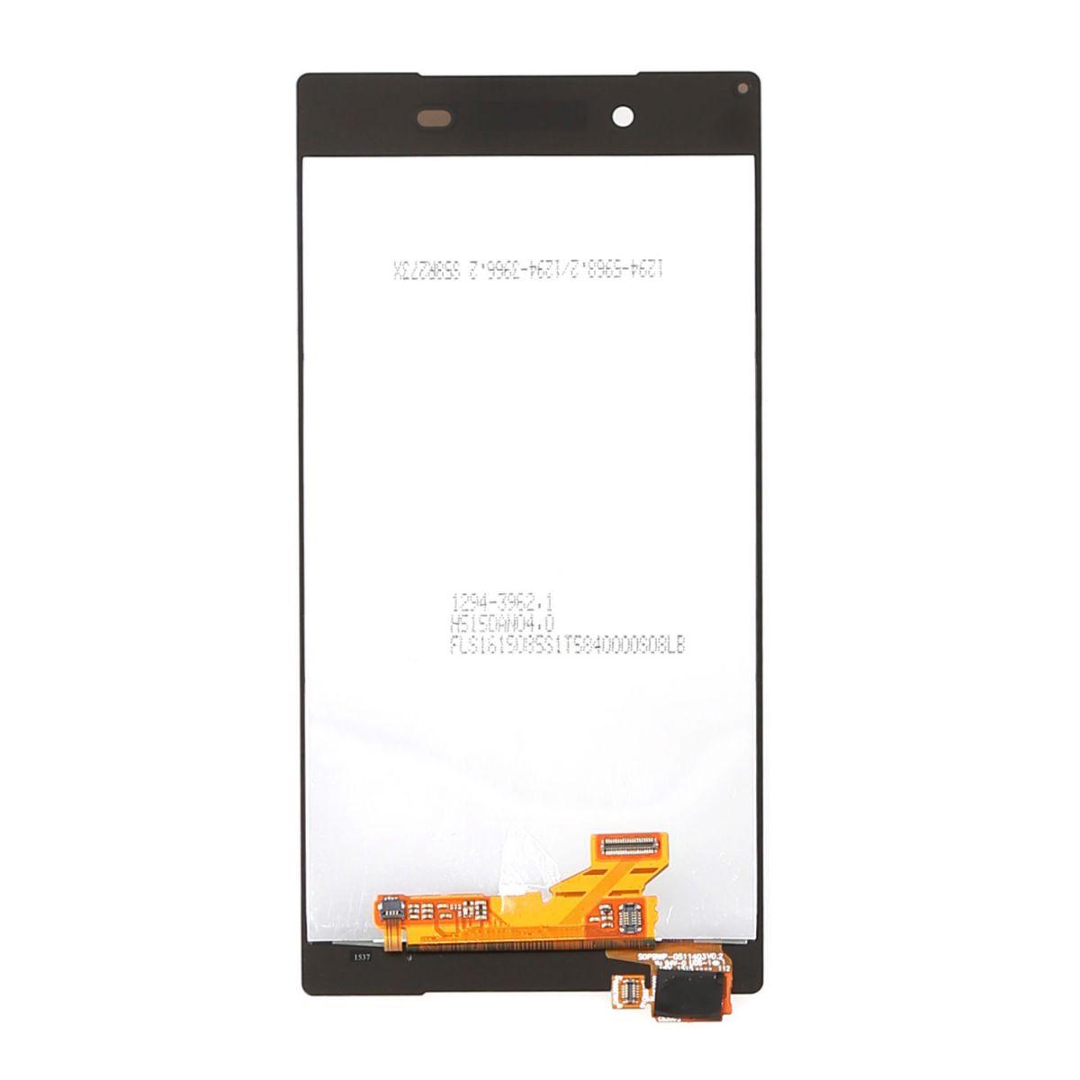 "Tela Touch Lcd Display Sony Xperia Z5 5.2""  S/ Aro Original"