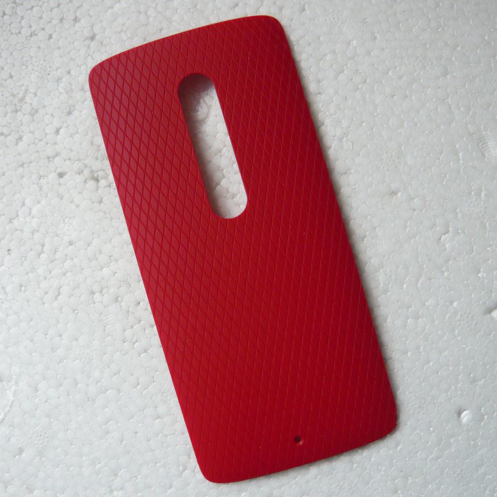Tampa Traseira Motorola Moto X Play XT1563 Original