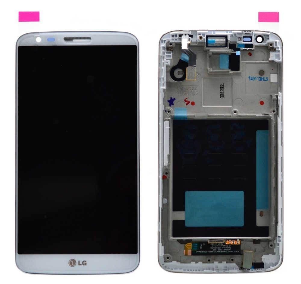 Tela Display Lcd Touch Screen Lg Optimus G2 D802 Original