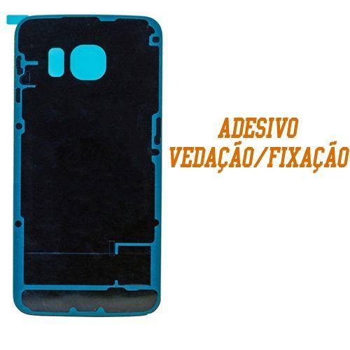 Tampa Traseira Vidro Samsung Galaxy S6 Edge+ Plus G928 Original