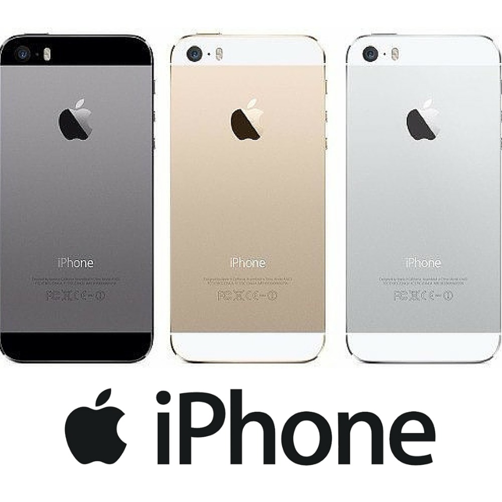 Carcaça Aro Chassi Tampa Traseira iPhone 5S Original