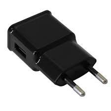 CARREGADOR FONTE COM ENTRADA USB GENÉRICO